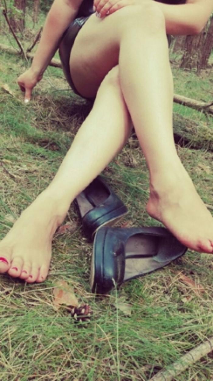 Meine Füße